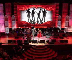 Country Music: Live at the Ryman airs September 8